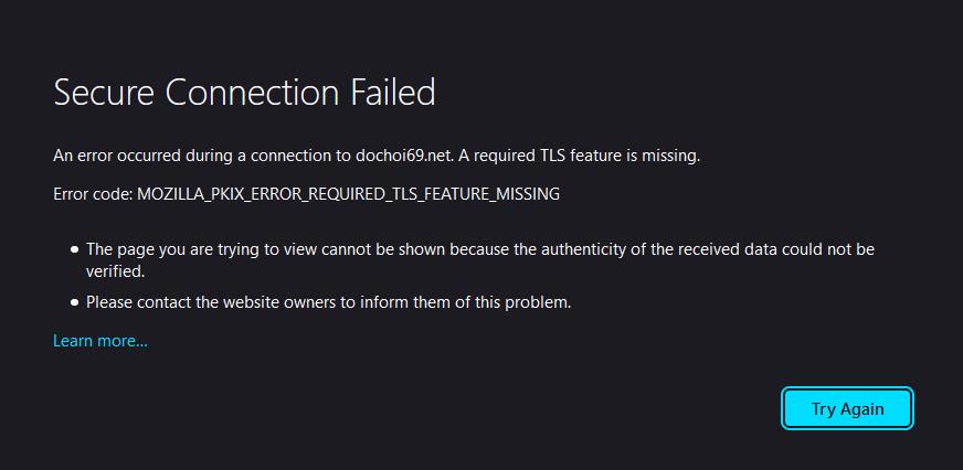 secure-connection-failed